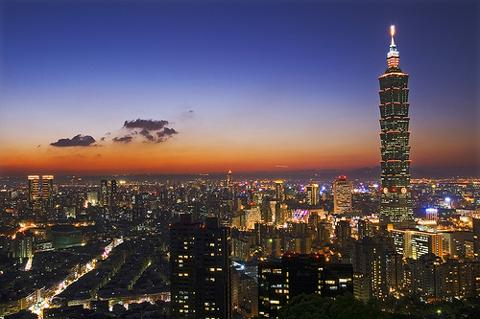 Good evening, Taipei~ by fjny.