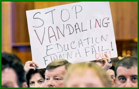 Stop Vandaling Education