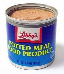 potted mystery meat
