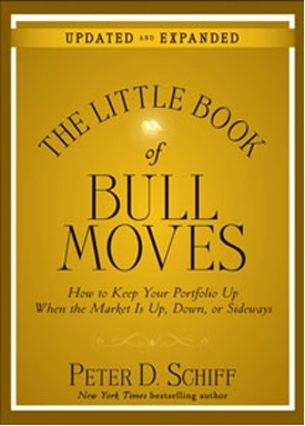 The Little Book of Bull Moves Cover