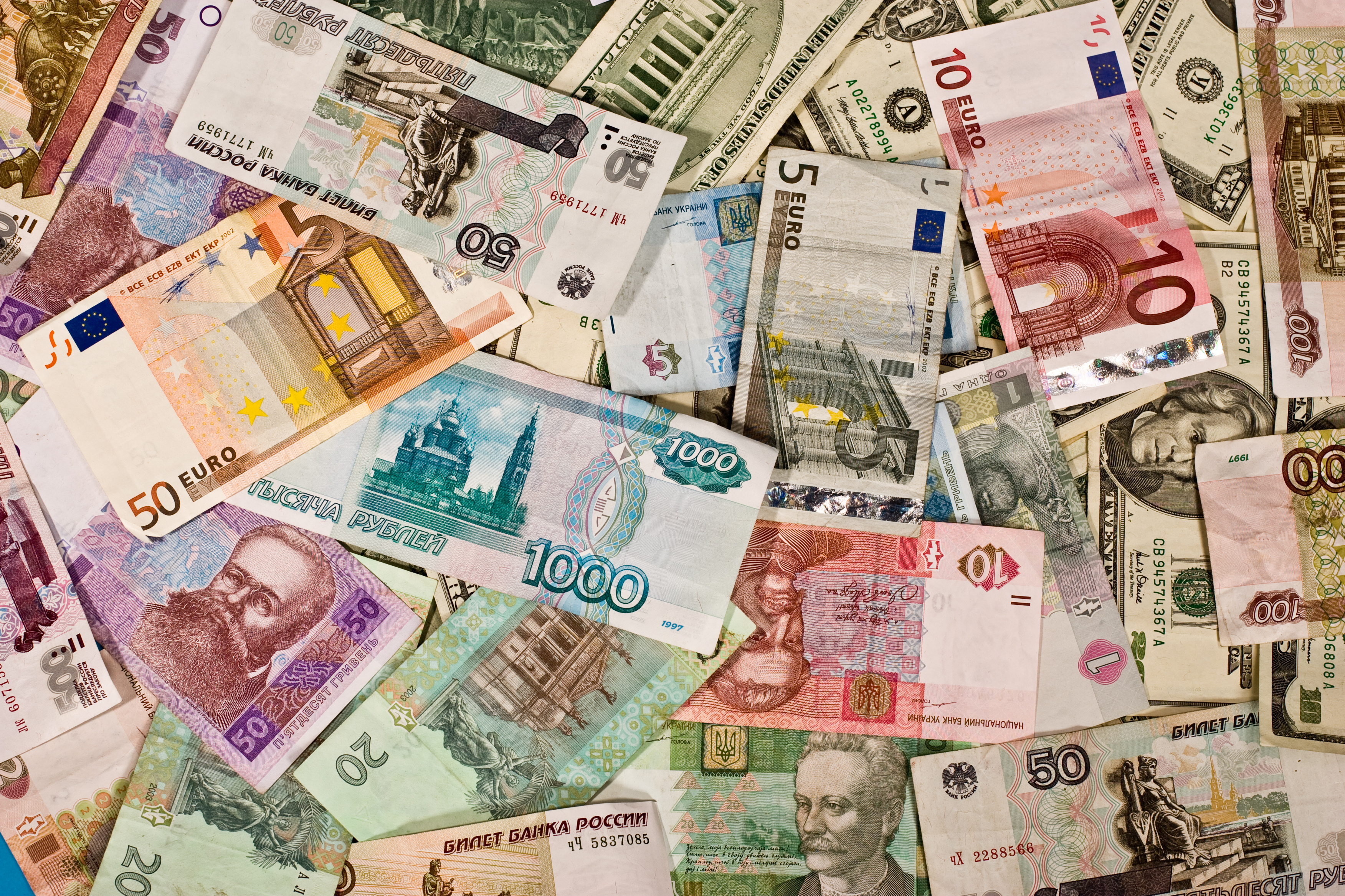 Where do you exchange foreign money