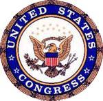 Official Seal of the United States Congress