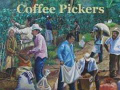 Turn of the Century Nicaraguan Coffee Pickers