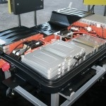 LEAF battery 150x150 Japan's Crisis Hurts Sales of Hybrid Cars and Electric Cars