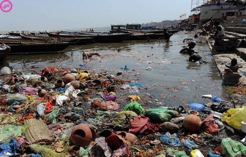 Ganges River Pollution