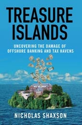 Book Review by Hazel Henderson: Treasure Islands and Only the Super-Rich Can Save Us!