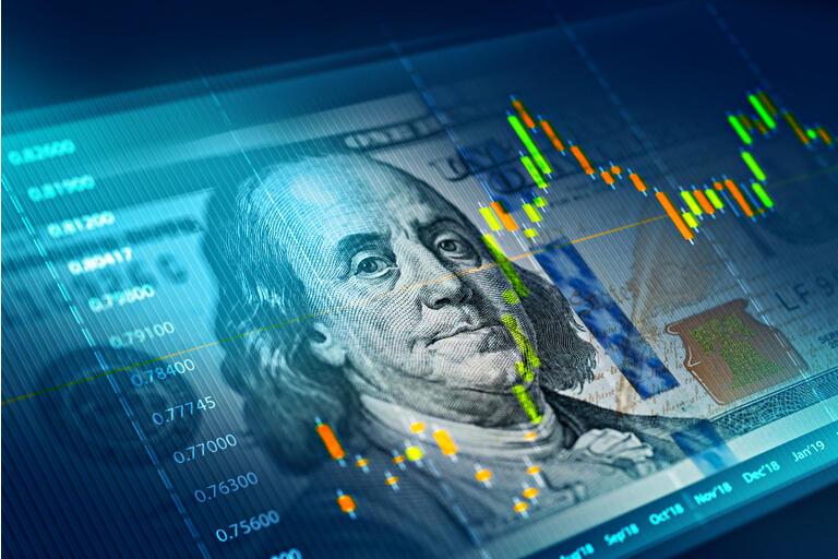 Financial market design concept