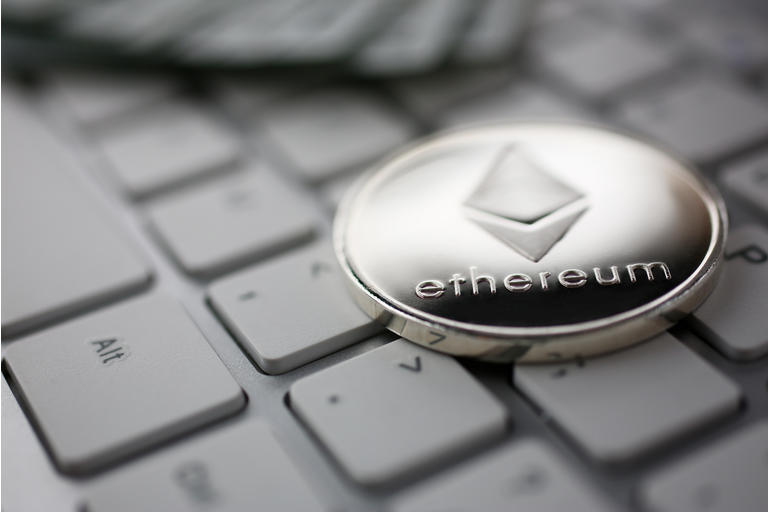Coin crypto currency ethereum