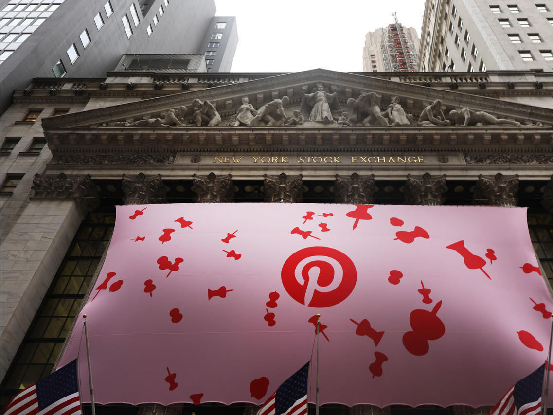 Load Up On Pinterest PINS Stock During The Selloff   Seeking Alpha