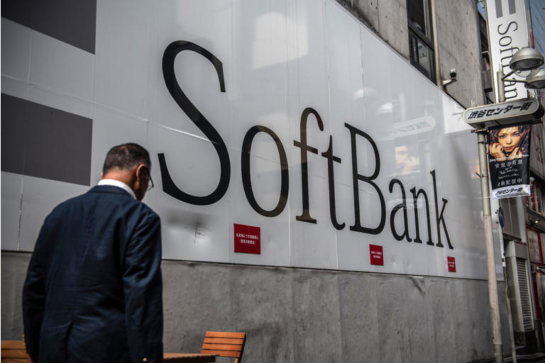 Softbank inks partnership and equity share swap deal with