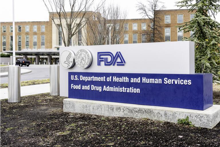 FDA headquarters in Washington DC.
