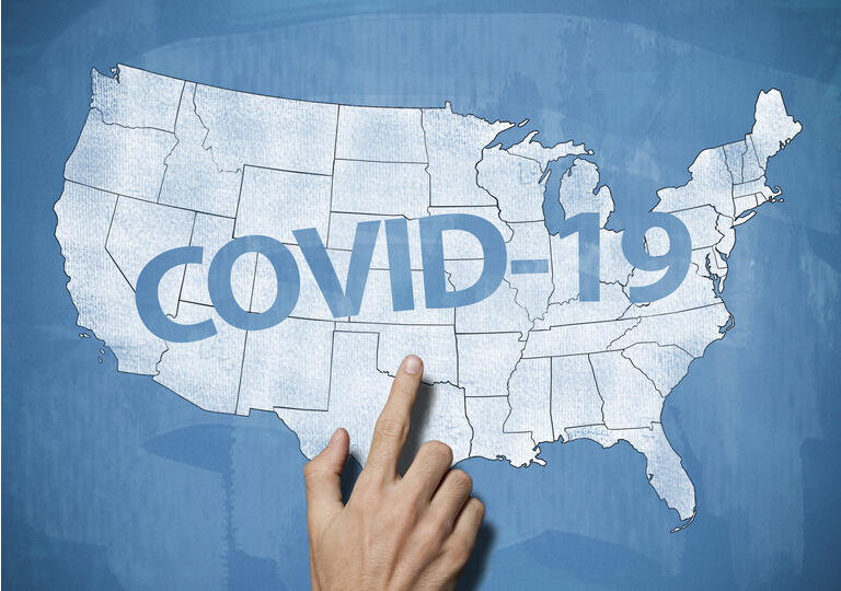 COVID-19 Cases Are Rising Across U.S. States Amid Vaccine Doubts