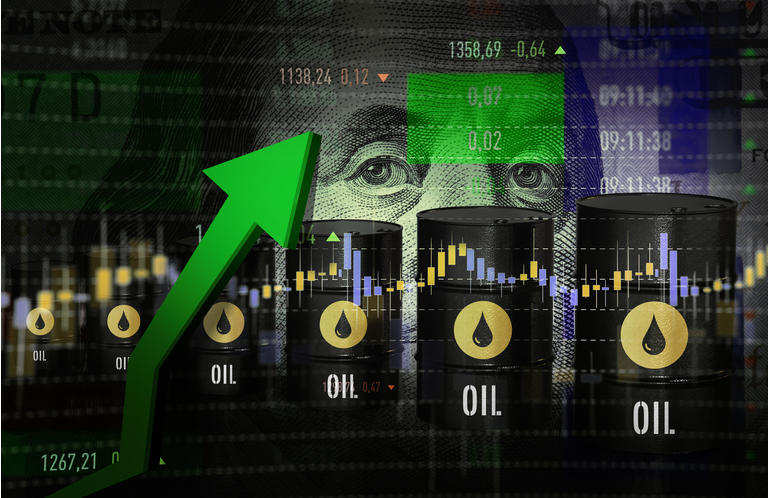 Oil Prices Moving Up