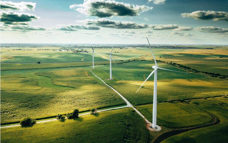 wind turbine in usa