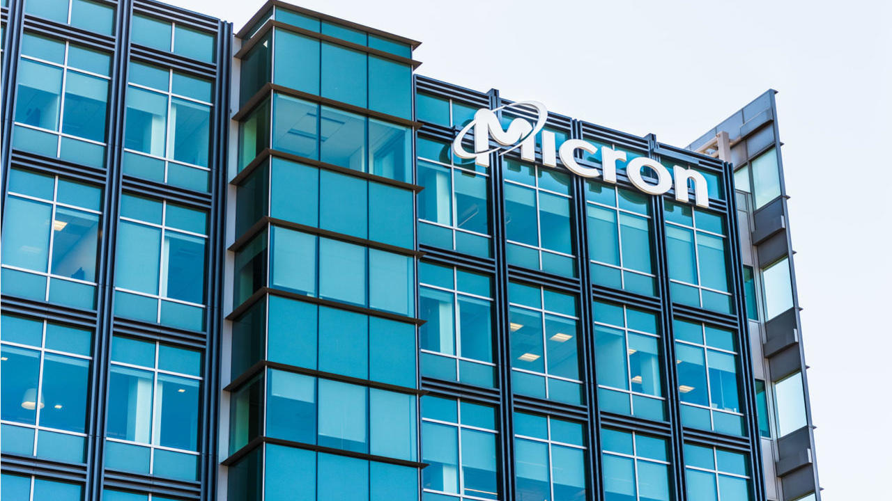 The Floodgates May Be About To Open On Micron's Stock ...