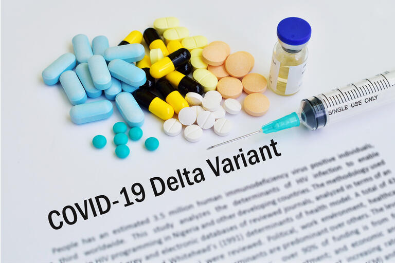 Deaths Due to COVID-19 Delta Variant Among Fully Vaccinated People: Scientists Not Alarmed