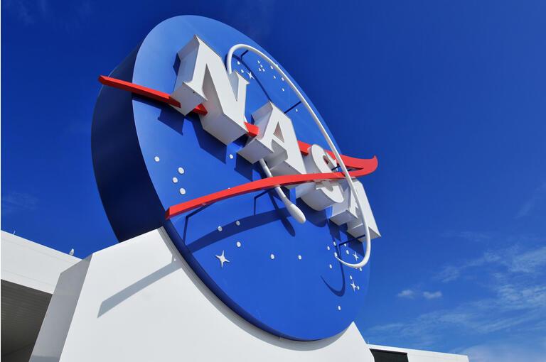 """NASA""""s Logo"""