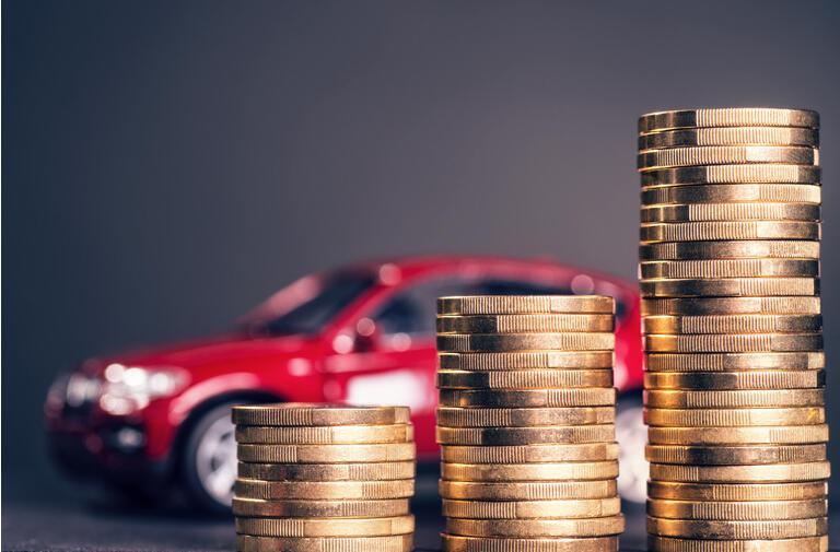 Rising car costs