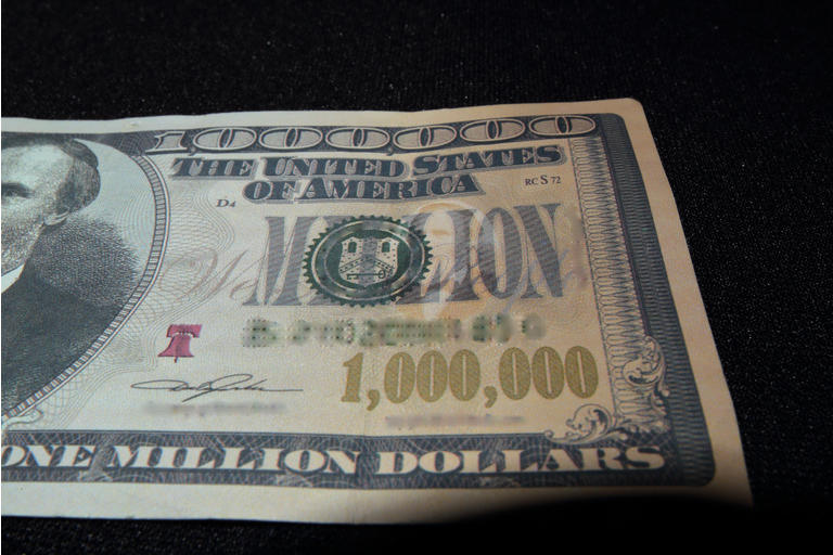 Milión dolárov