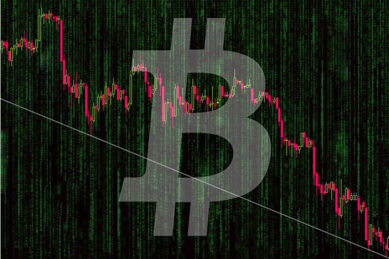 Bitcoin going down
