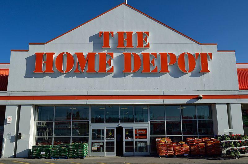 How home depot outperforms lowe 39 s home depot inc nyse for Shop home depot