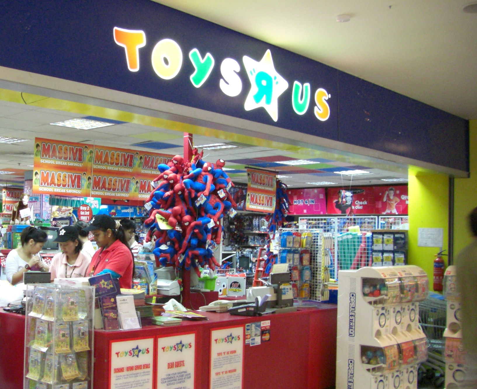 Toys R Us Bankruptcy Is A Long Term Benefit For Carter S Carter S