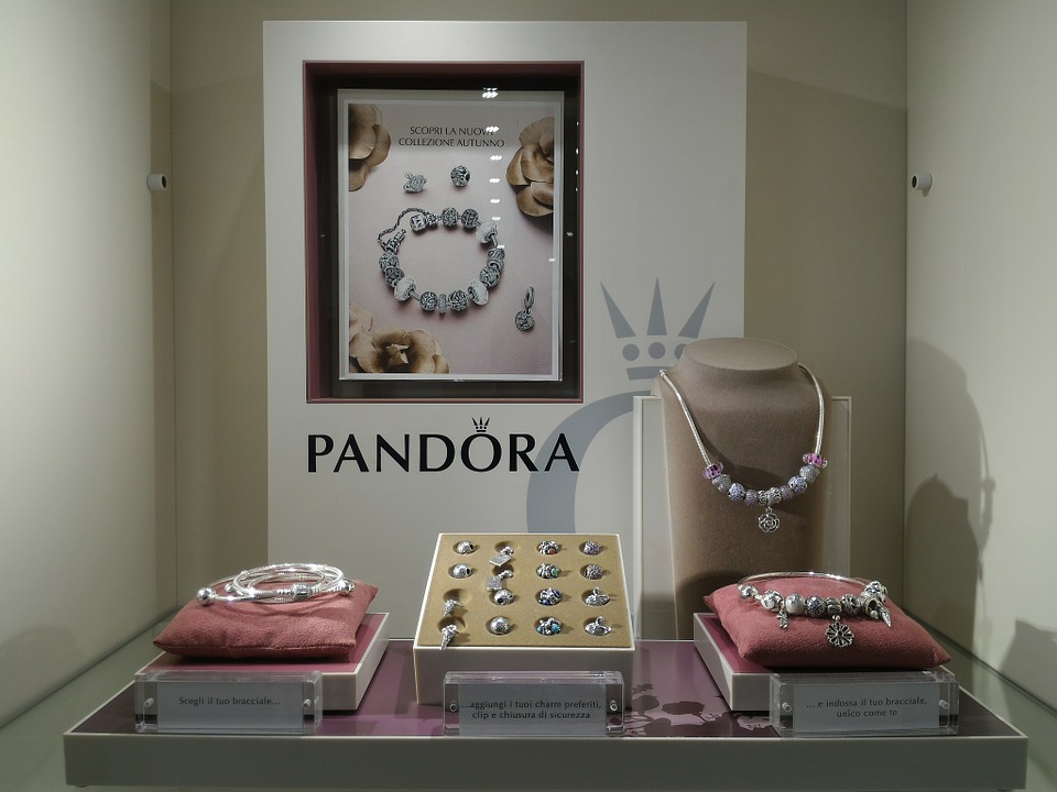 Pandora Shining Brightly Pandora As Sp Adr Otcmkts