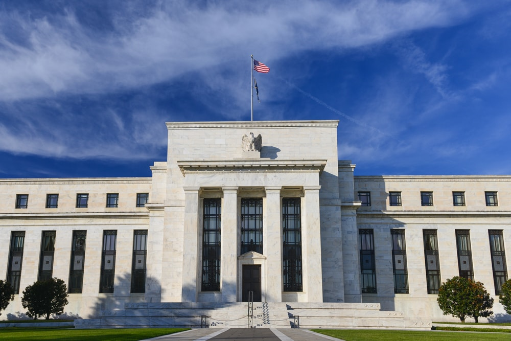 The Federal Reserve Acts Again: The Stock Market Drops, Again
