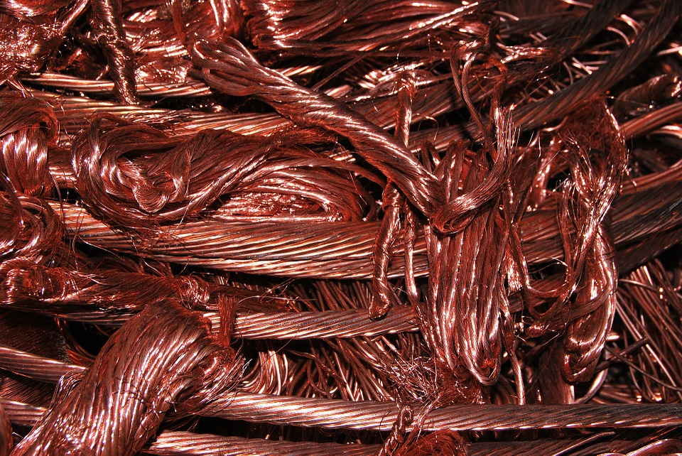 Copper Continues To Melt Along With The Other Nonferrous Metals