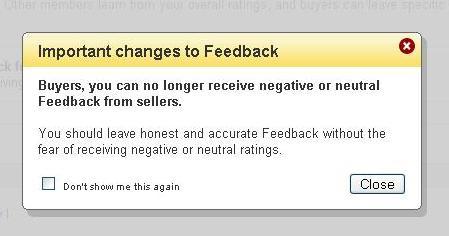 Ebay Feedback Changes Getting Negative Feedback Nasdaq Ebay Seeking Alpha