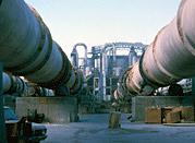 Image of conrete kilns