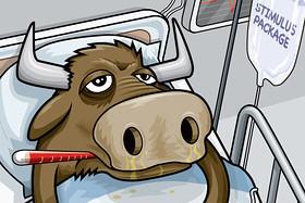 A Sick Market Bull
