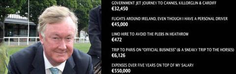Irish Taxpayer - Priceless