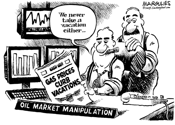Image result for oil market manipulation