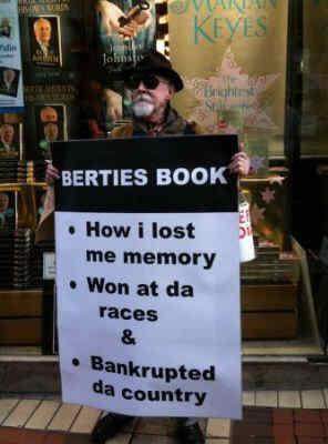 Berties Book
