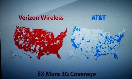 ATT Sues Verizon Over Misleading Map Ad Seeking Alpha - At andt service map