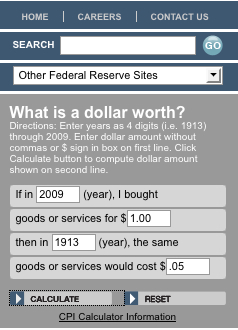 Dollar Destruction