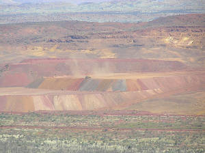 Pilabara Iron Mine by ccferg