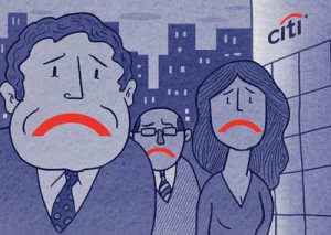 Failing Citigroup