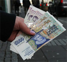 Iceland Economic Failure