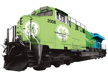 GE Unveils Latest Green Locomotive Model | Seeking Alpha