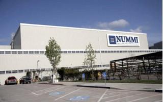 NUMMI Plant In Fremont, California