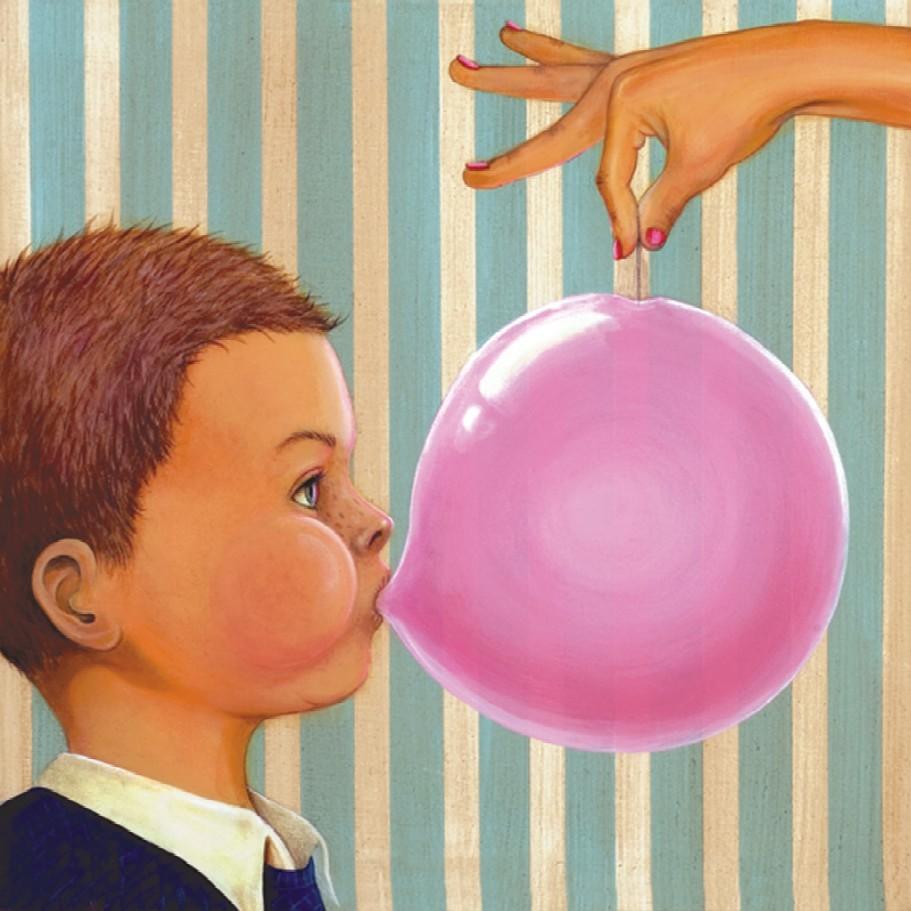 картинка надутый шарик