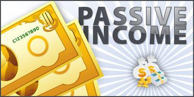 how to create passive income image money