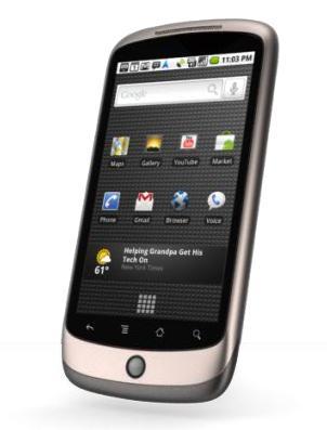 HTC Nexus One (Google Phone)