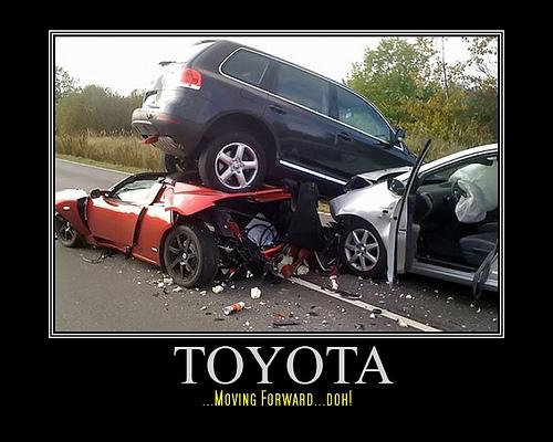 Toyota Woes Help Ford Seeking Alpha