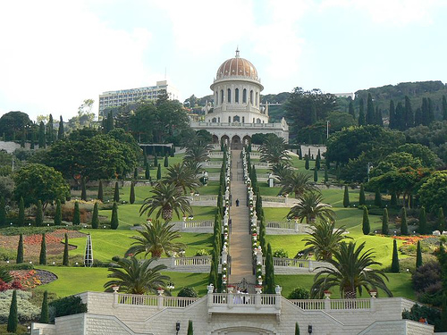 Bahai Gardens, Mount Carmel, Haifa
