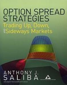 Option spread strategies book