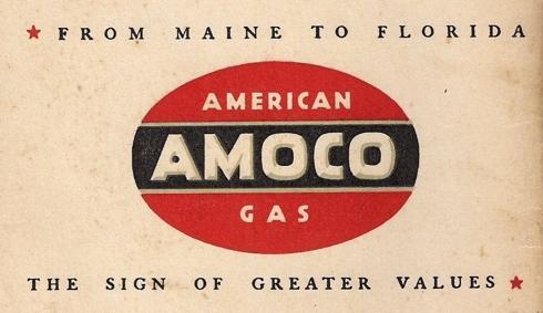 Amoco BP logo