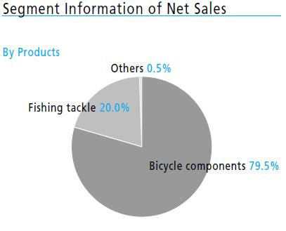 Revenues by segment